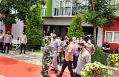 Vaksinasi digelar alumni Akabri 1990 menyasar 3.000 warga Tangerang